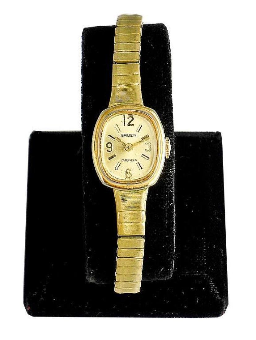 Ladies Vintage Gruen Wristwatch