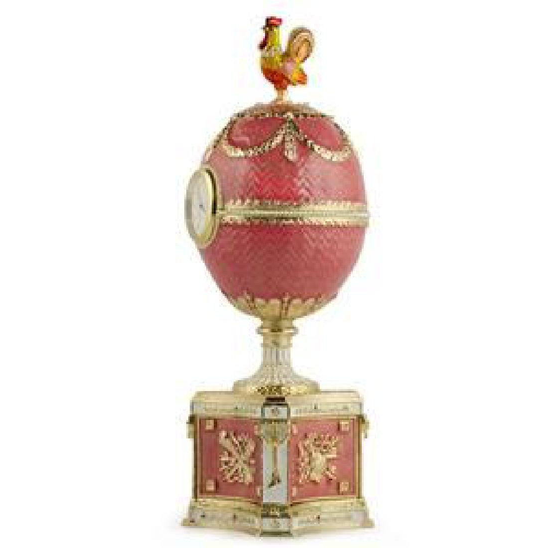 1902 Rothschild Russian Faberge Egg