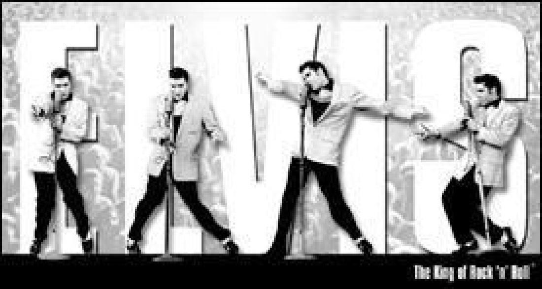 Elvis - King Montage