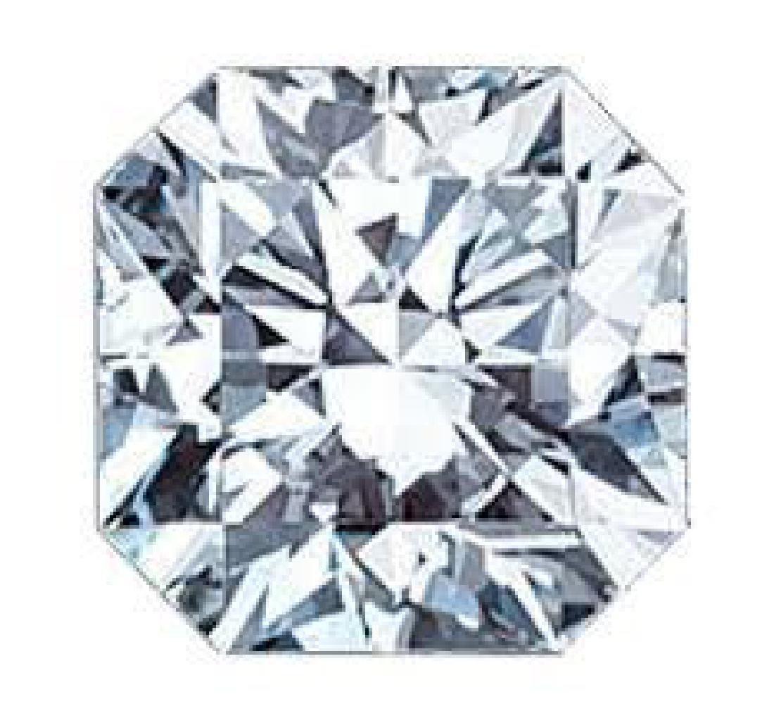 1 Ct  Flanders Cut Bianco Diamonds