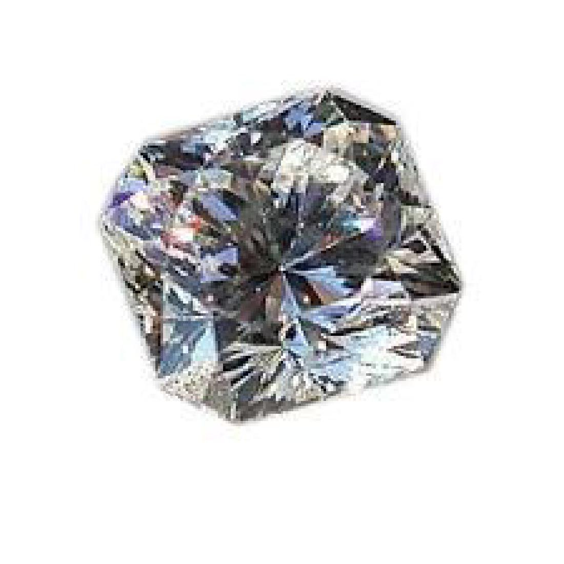 1 Ct  Flanders Cut Bianco Diamonds - 4
