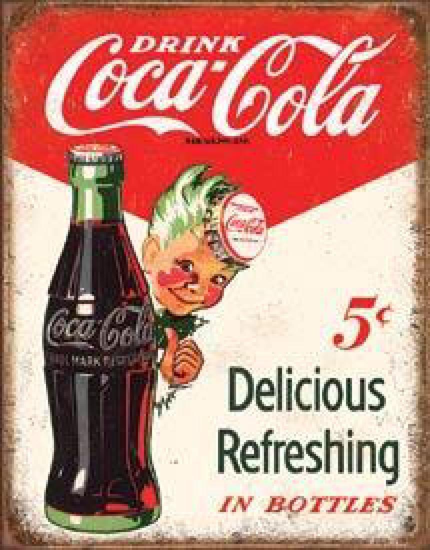 COKE - Sprite Boy 5 Cents