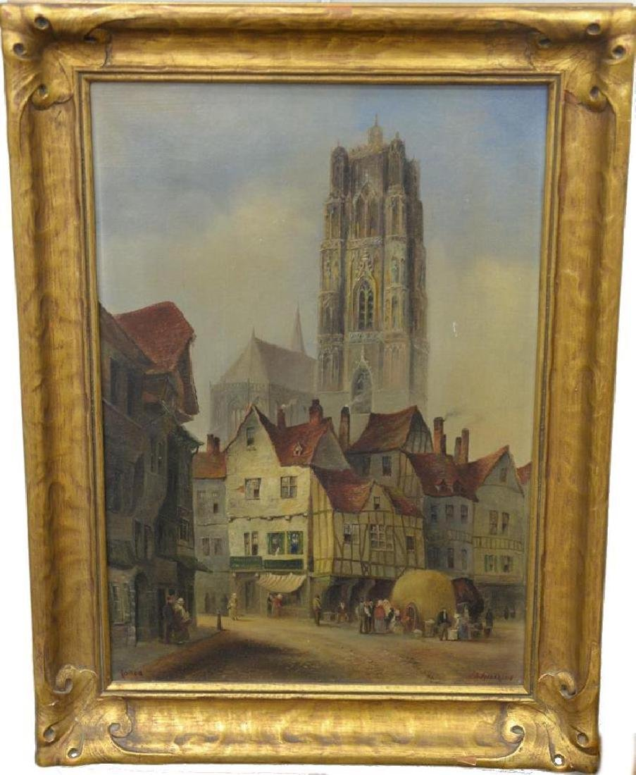 Famous listed Artist: James Bell Anderson (1886-1938),