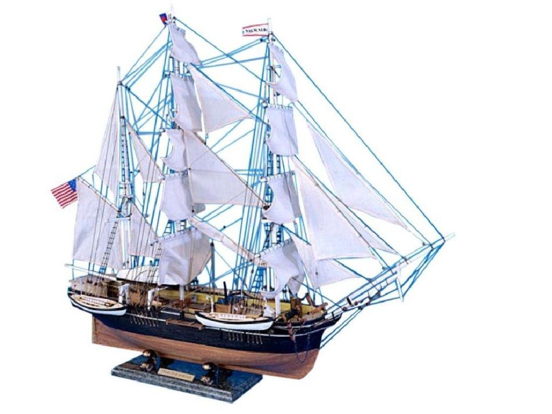 "Charles W. Morgan Limited 32"" Model Ship"