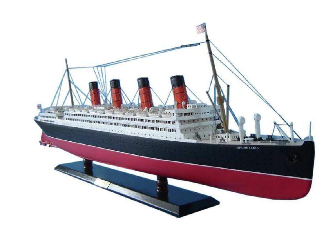 RMS Mauretania Limited Model Cruise Ship 40""