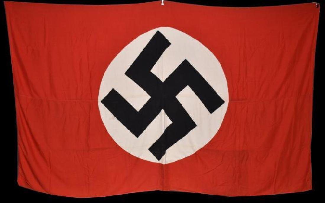 WW2 LARGE GERMAN FLAG / BANNER