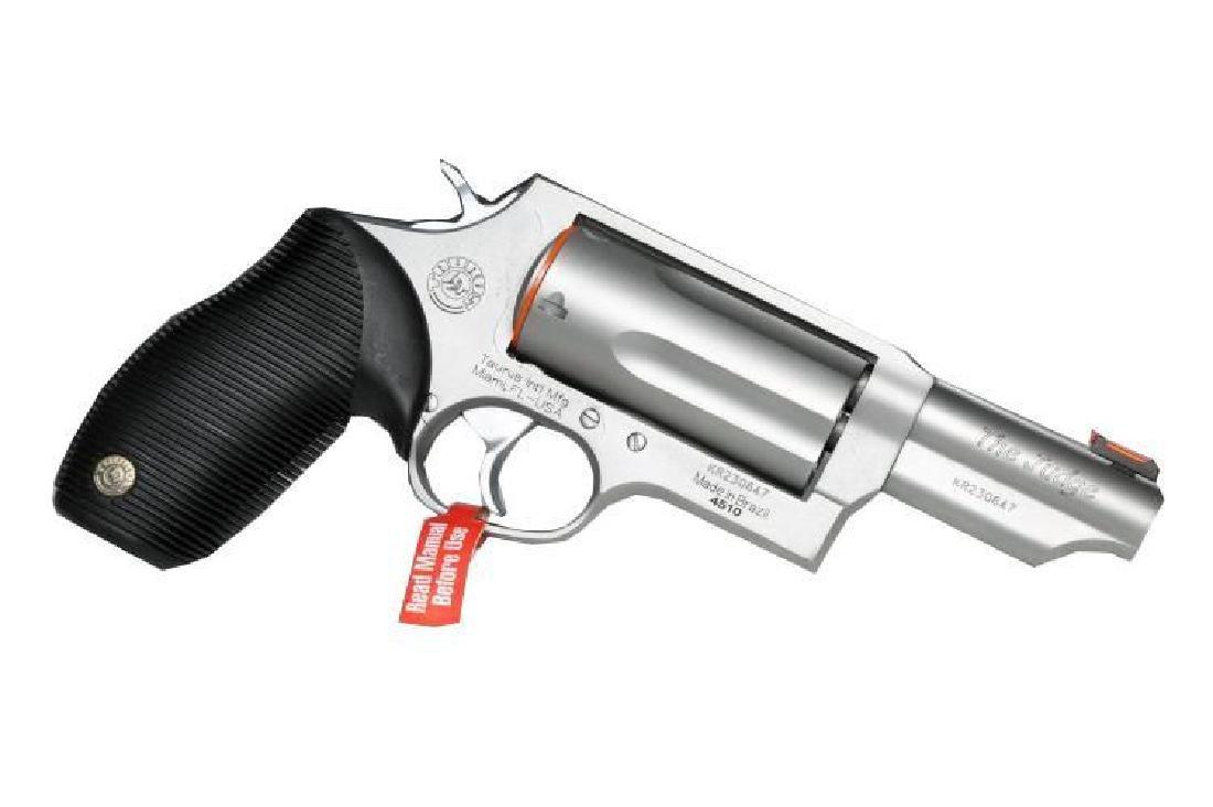 """The Judge"" Brand new Taurus 410/45 Lc Revolver - 2"