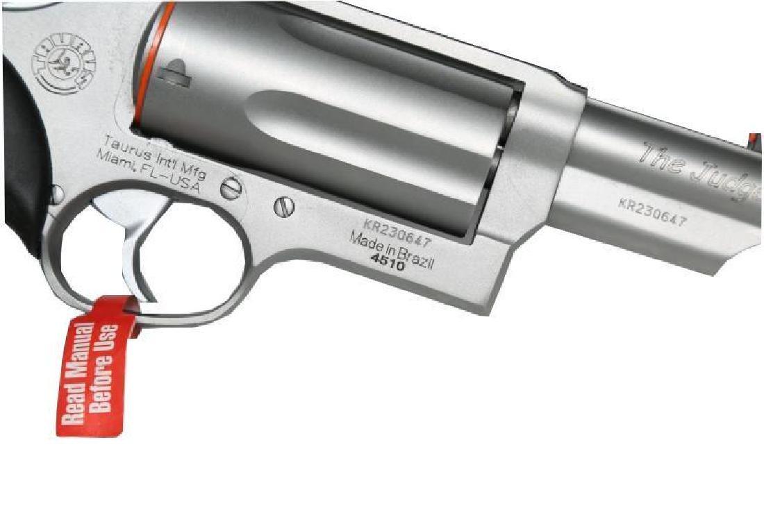 """The Judge"" Brand new Taurus 410/45 Lc Revolver - 3"