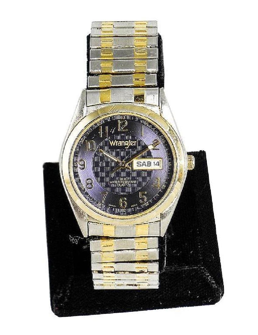 Wrangler Unisex Quartz Analog Wristwatch