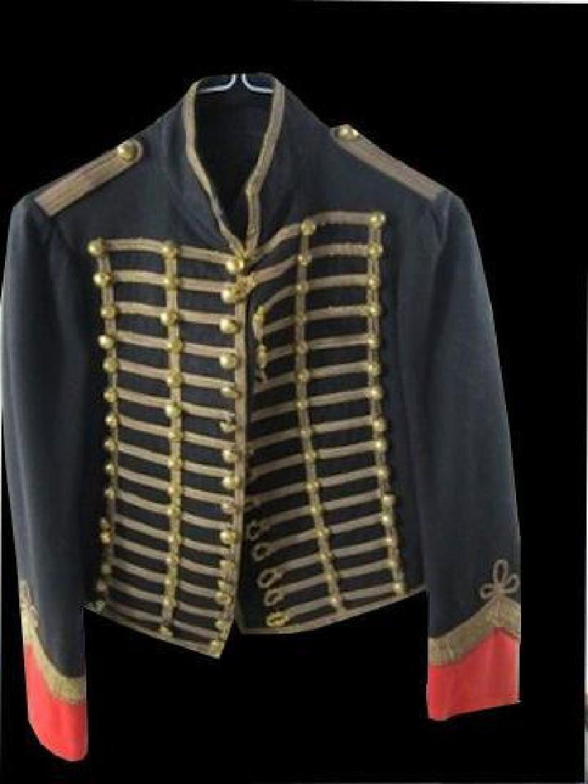 19thc German Made Zouave Military Dress Tunic