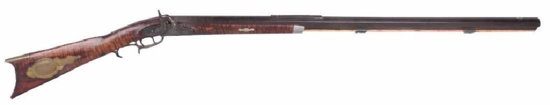 Percussion Half Stock, .50 Rifle