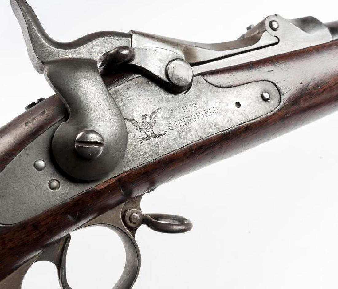 U.S. Springfield Model 1884 Trapdoor Rifle