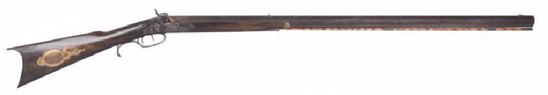 Percussion Half Stock Louisville .38 Rifle
