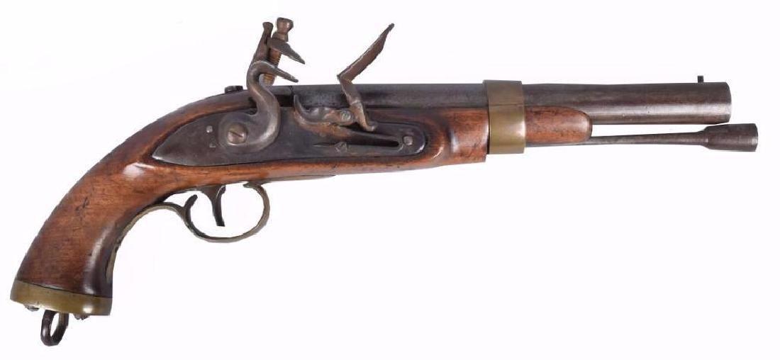Flintlock Kentucky Type Full Stock .41 Rifle
