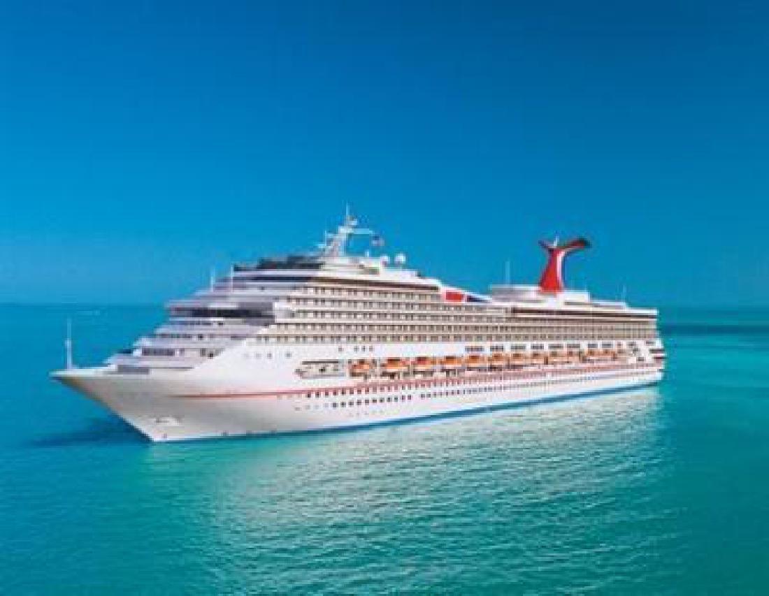 7 Night Mexican Riviera Cruise for 2, Saturday, June 2,