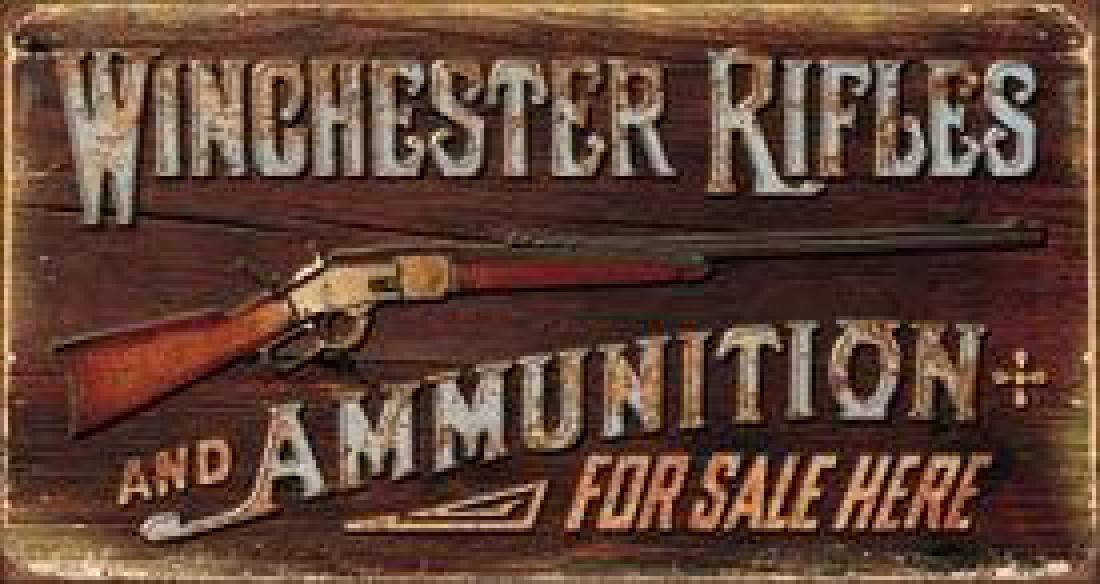 Winchester - Rifles & Ammo