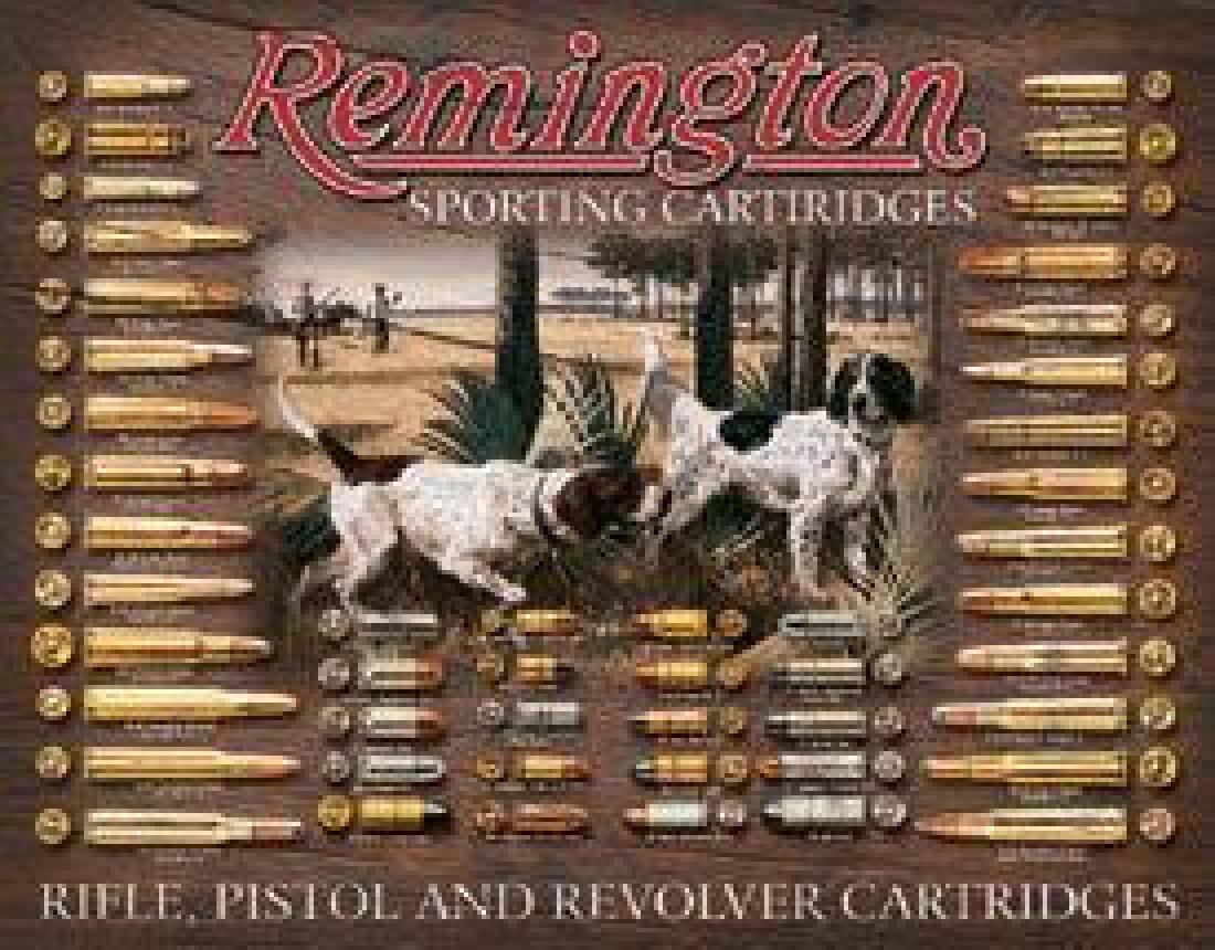 Remington Bullet Board