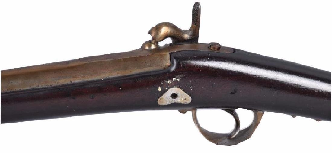 French 1840/42Two-banded Percussion musket. Confederate - 4