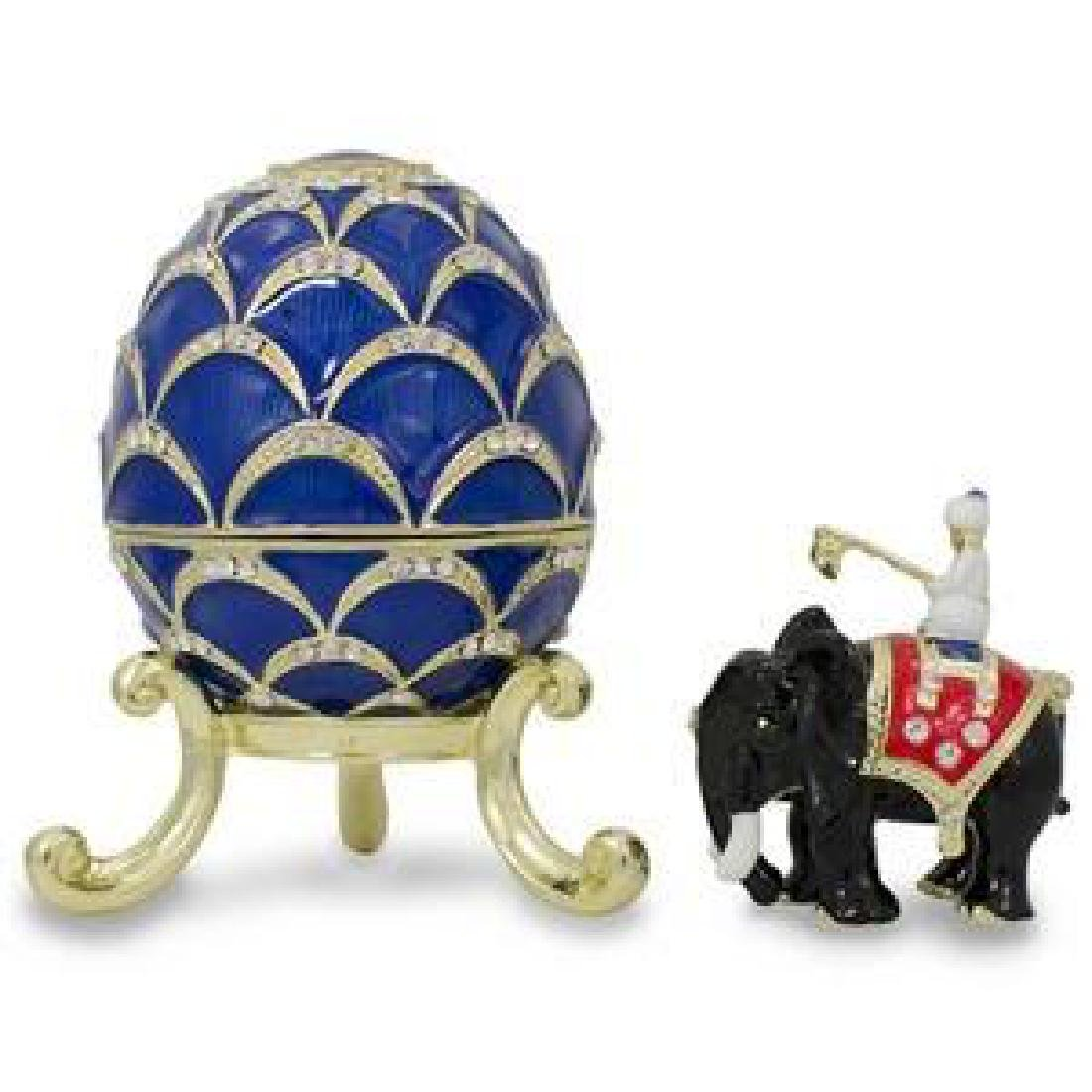 1900 Pine Cone Russian Faberge Egg