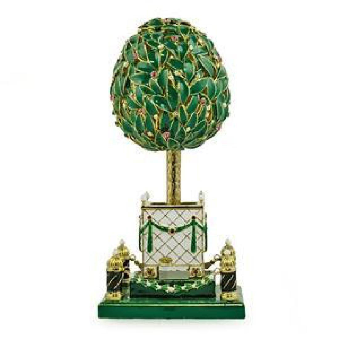 1911 Bay Tree Faberge Egg