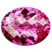 VVS 2170 Ct Natural Mozambique Blood Red Ruby AGSL