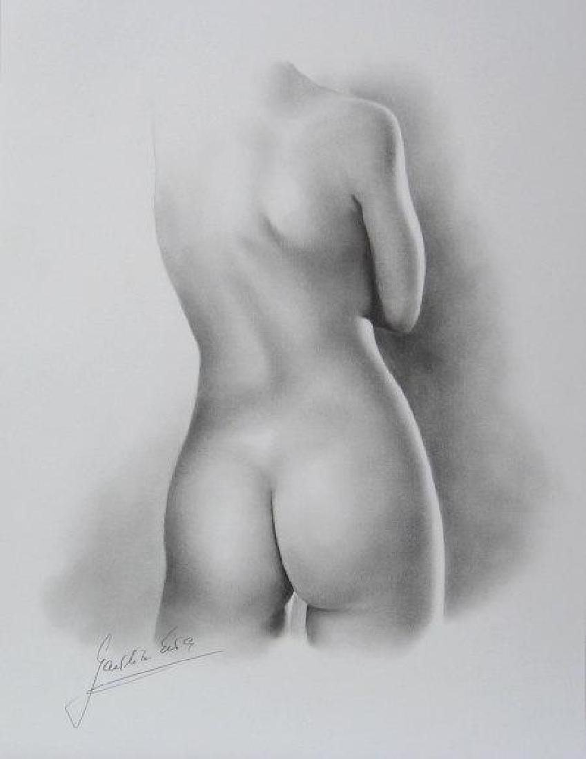 Female Nude Art, Nude Drawing