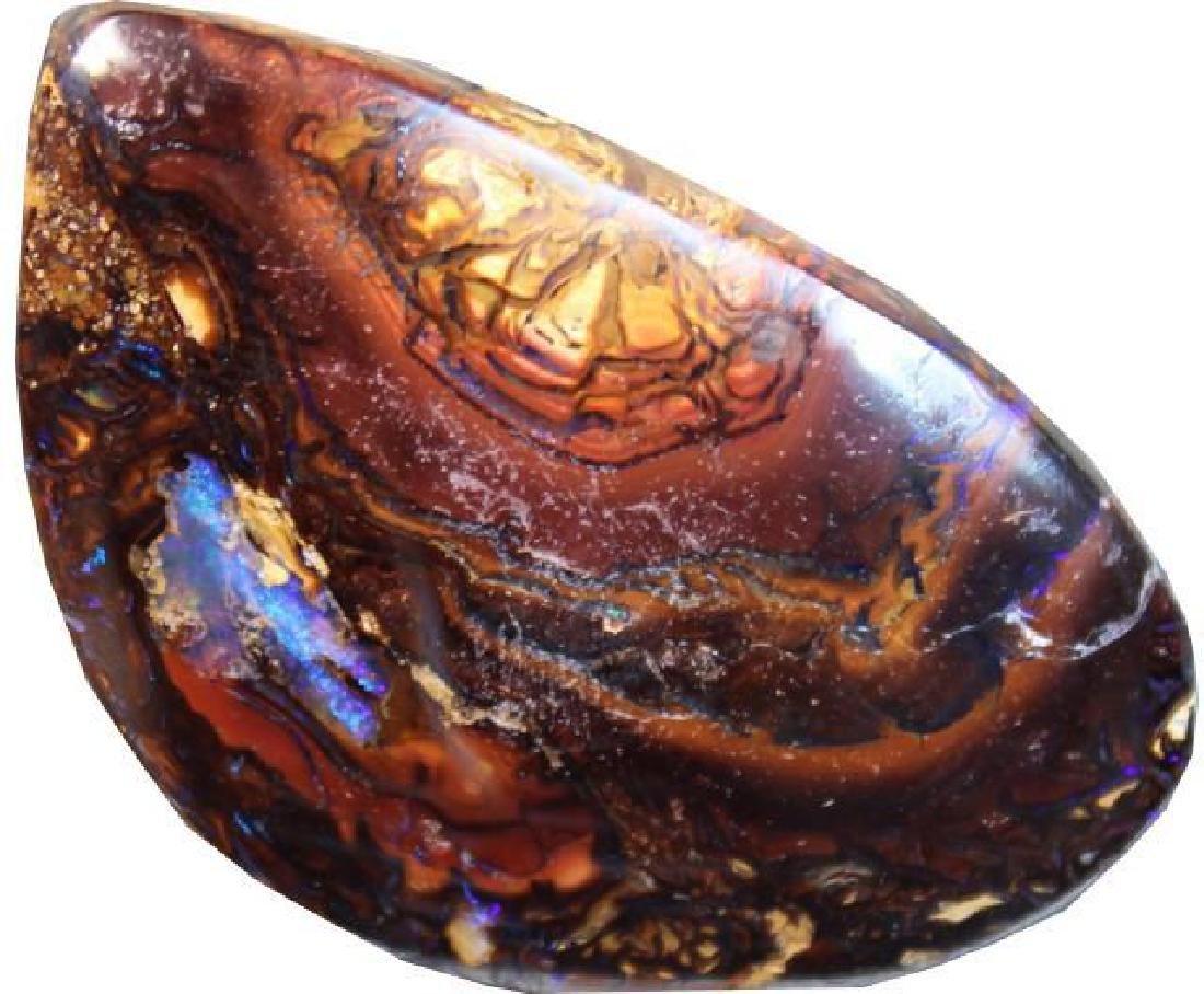78.2 Cts Yowah Opal - Polished Stone