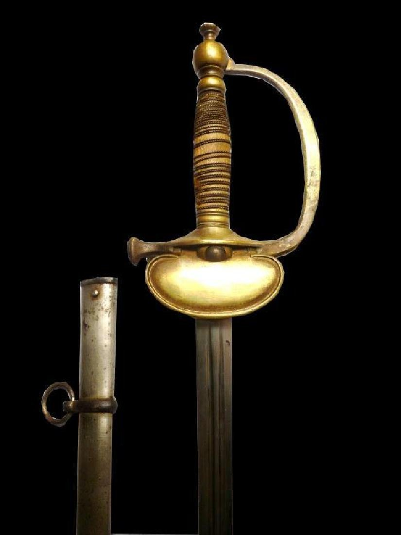 19thc French Cavalry Officer's Sabre