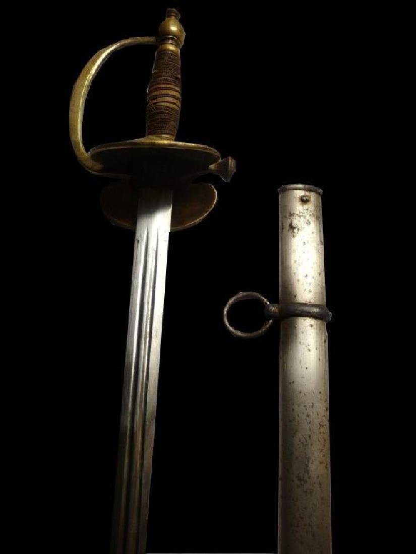 19thc French Cavalry Officer's Sabre - 7