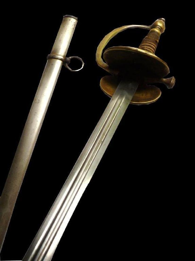 19thc French Cavalry Officer's Sabre - 9