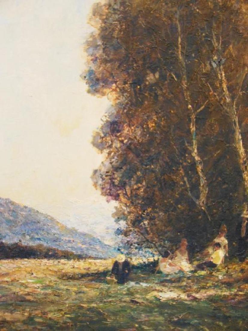 After Otto Strutzel, 20thc Landscape Oil Painting - 2