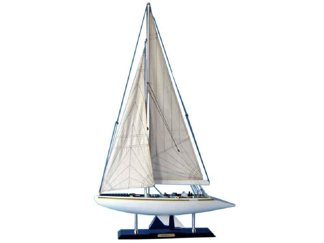 Wooden Australia 2 Limited Model Yacht 40""