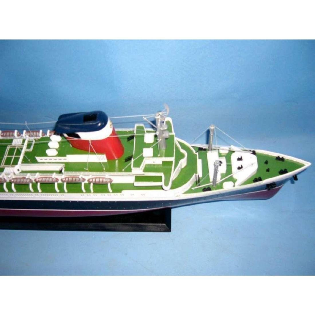 "SS United States Limited Model Cruise Ship 40"" w/ LED - 2"