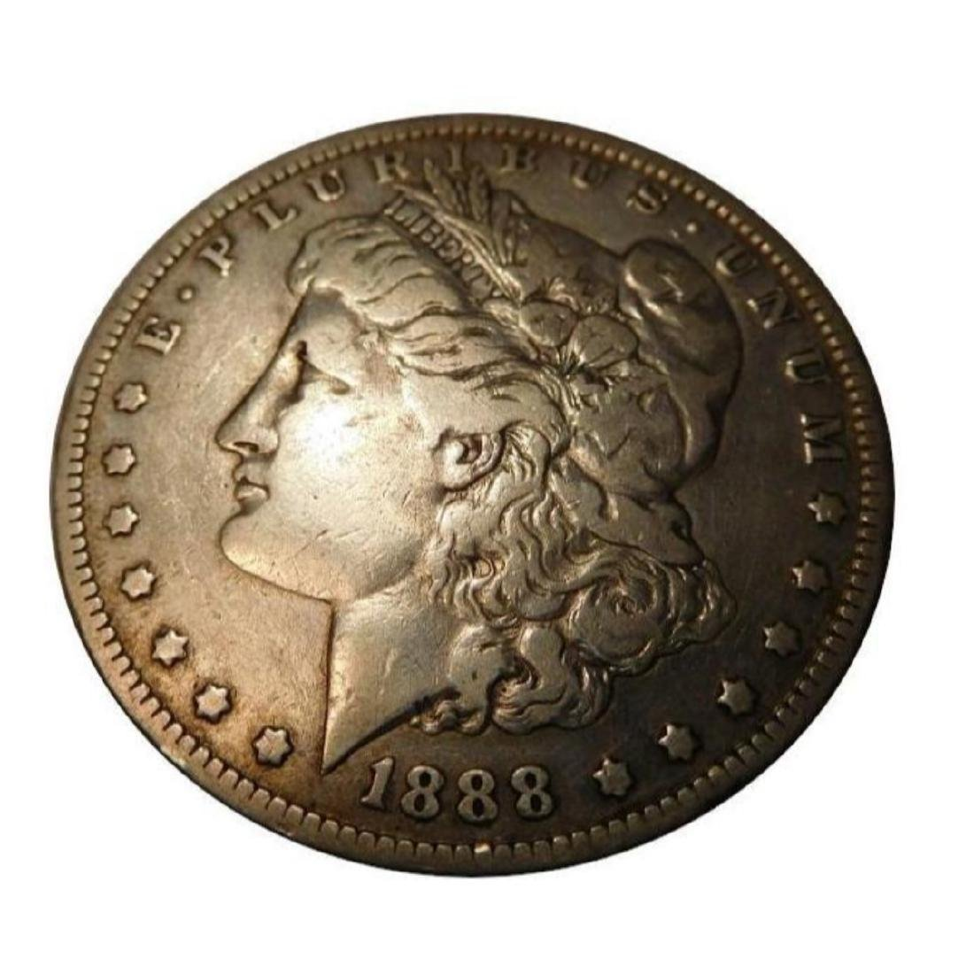 1888-O Morgan Dollar
