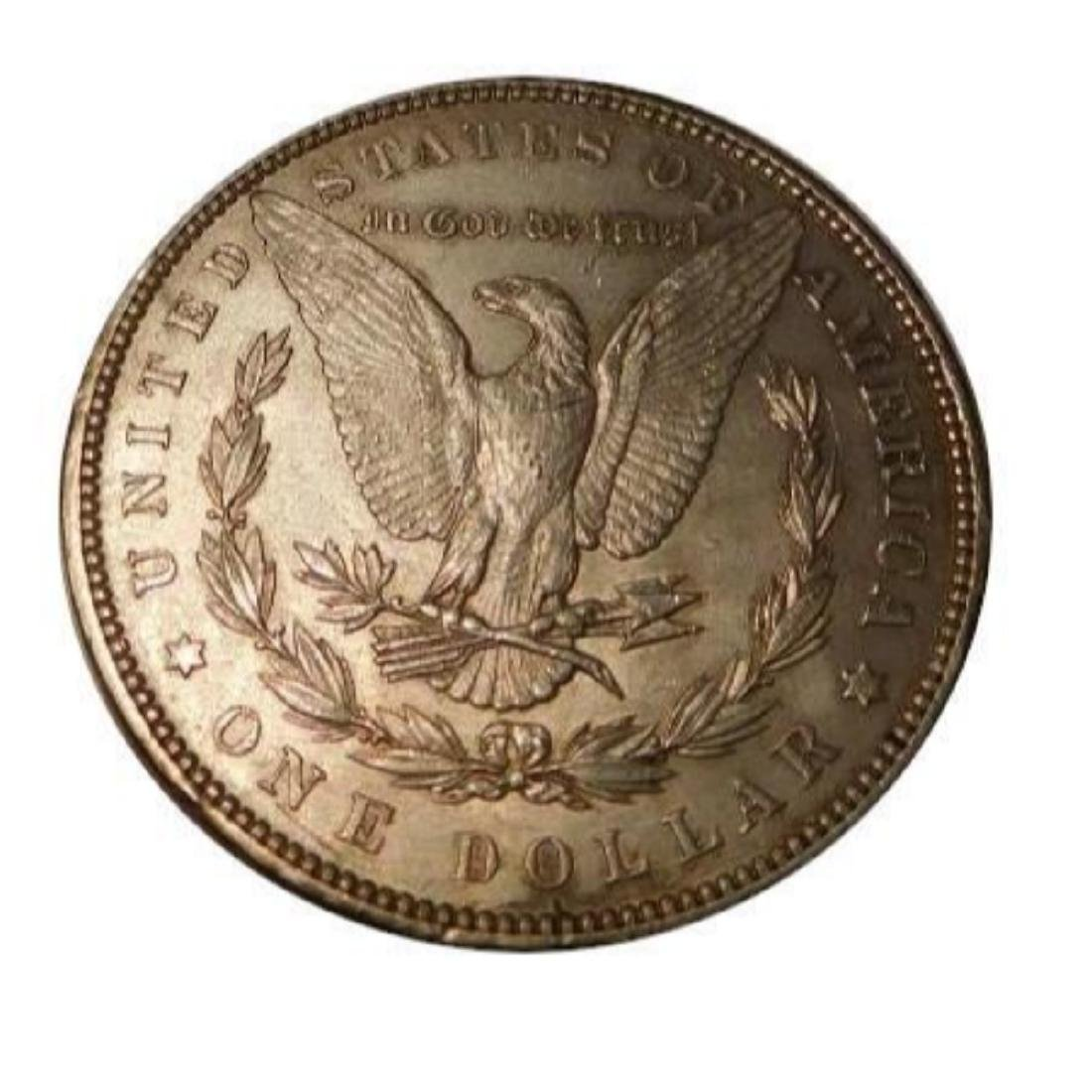 1890 Morgan Dollar - 2
