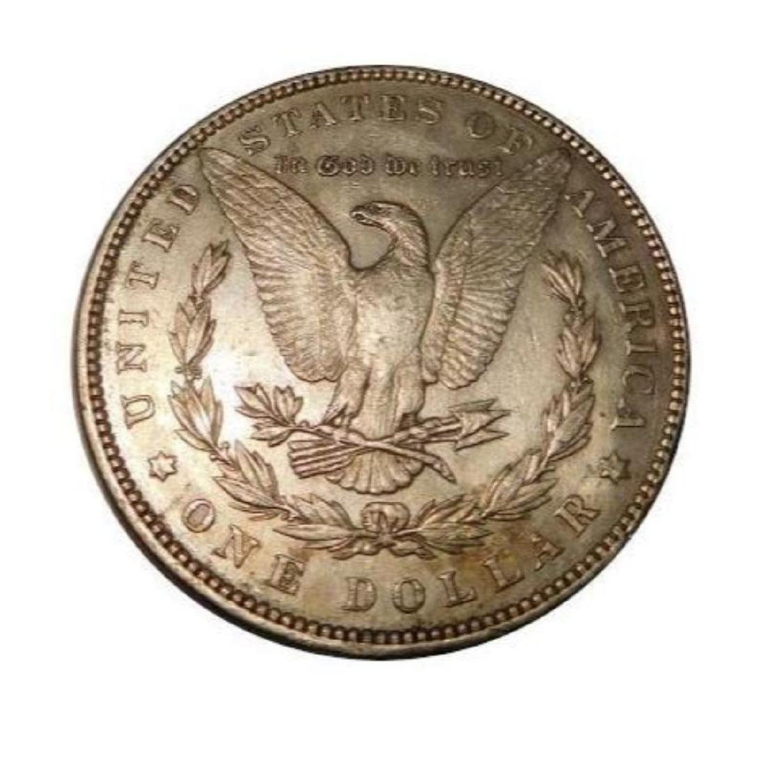 1896 Morgan Dollar - 2