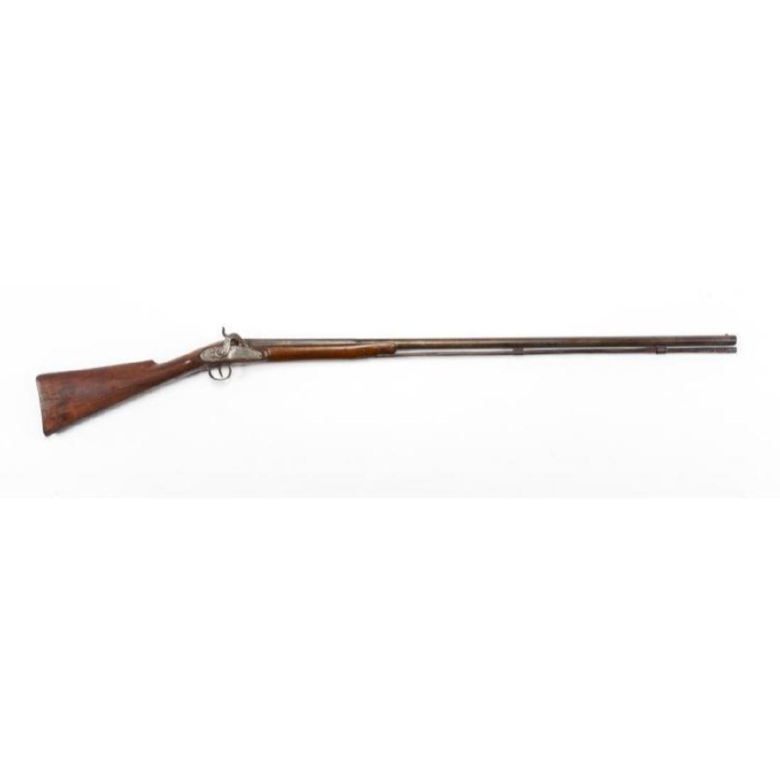 19th C Belgian Percussion Musket - 2
