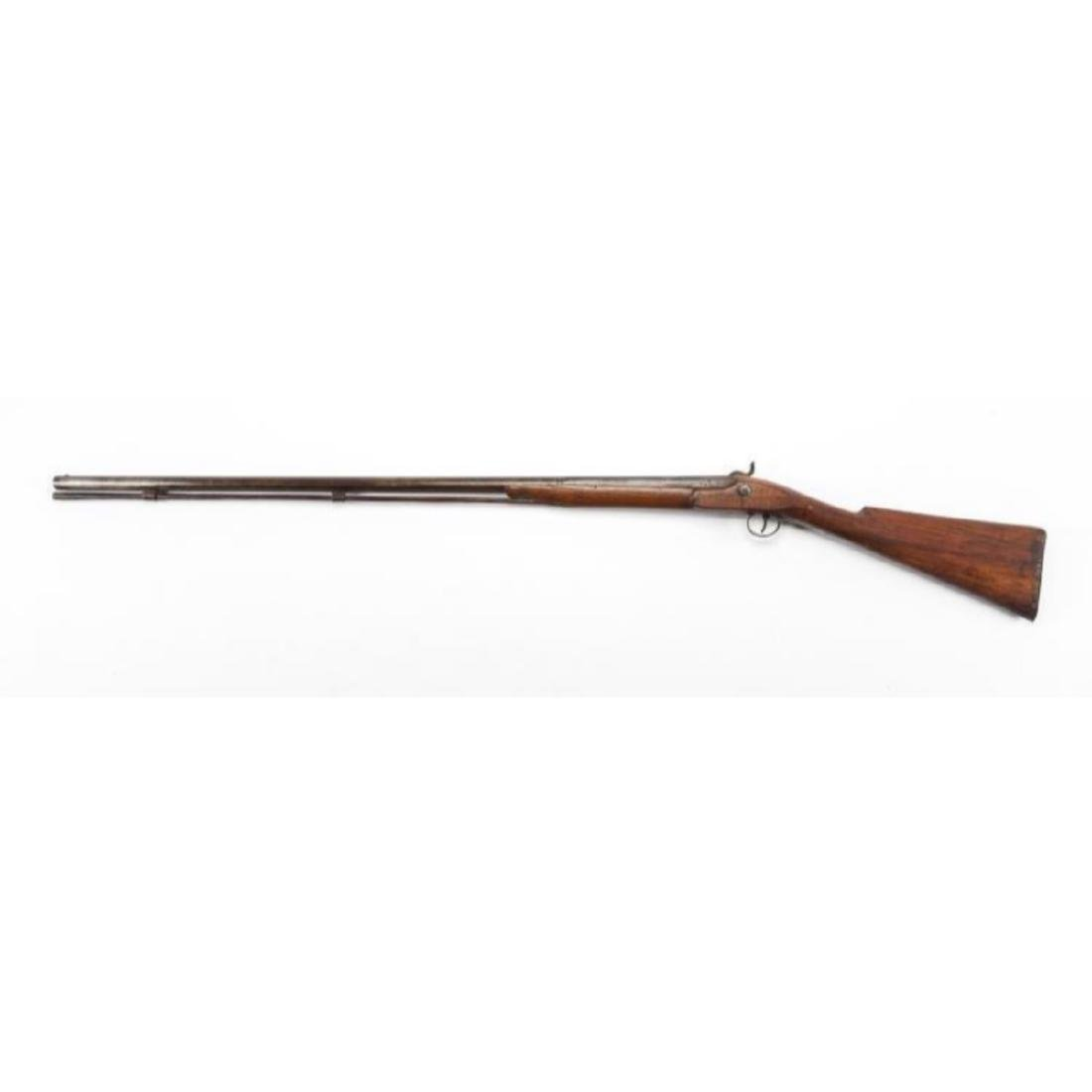 19th C Belgian Percussion Musket - 4