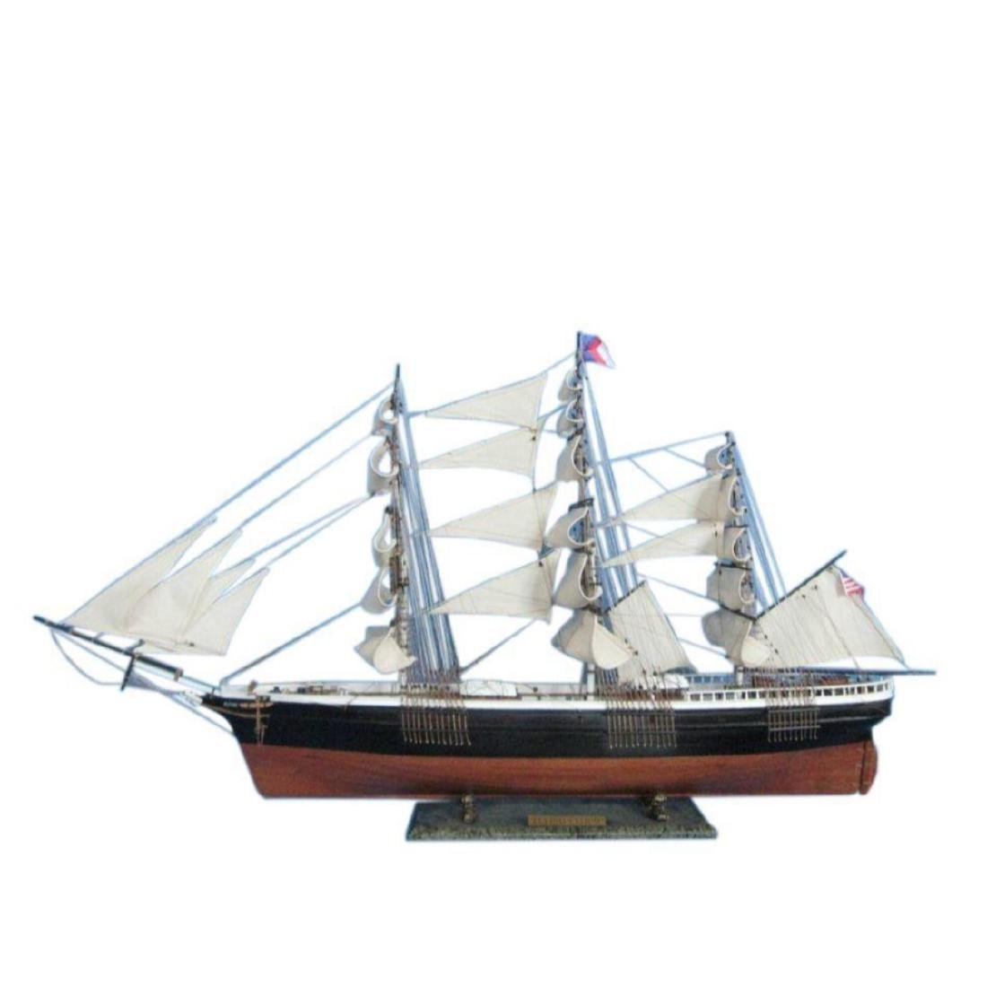 """Flying Cloud 50"""" Tall Model Ship Limited"""