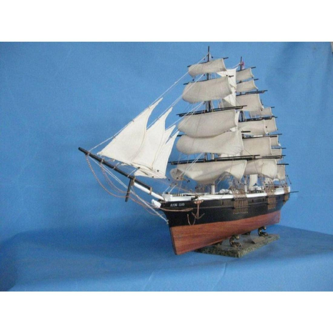 """Flying Cloud 50"""" Tall Model Ship Limited - 2"""