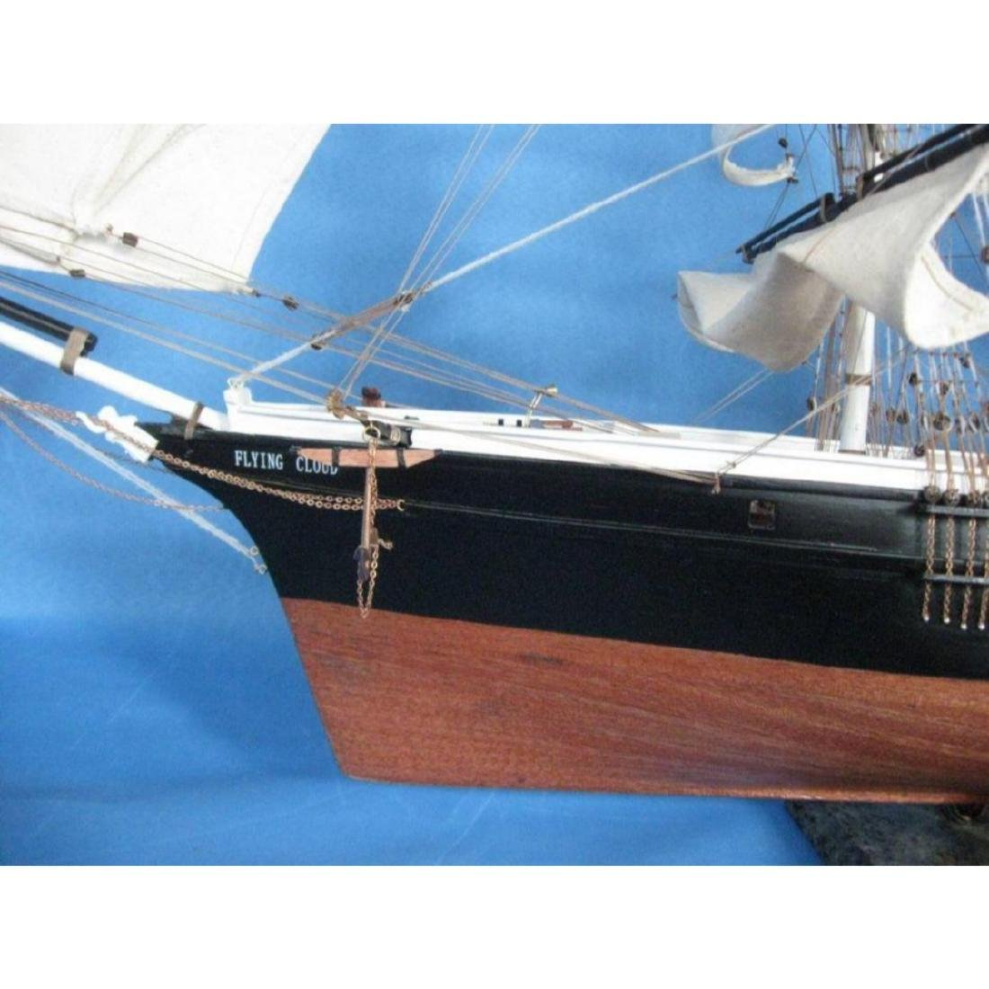 """Flying Cloud 50"""" Tall Model Ship Limited - 6"""
