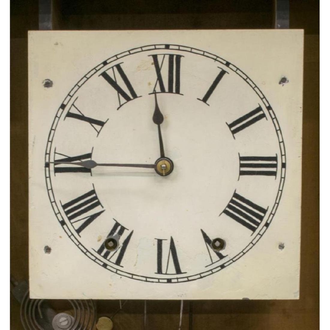 Seth Thomas Rosewood Cased Calendar Clock - 3