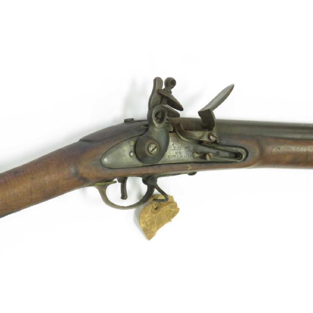 English Tower Pattern 1846 .75 Cal Flintlock Musket - 2