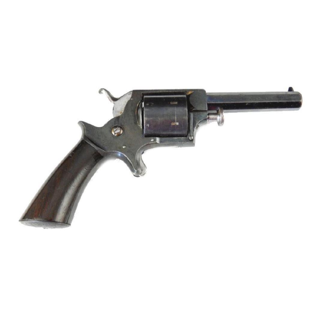 1863 Model Tranter's Patent Revolver - 2