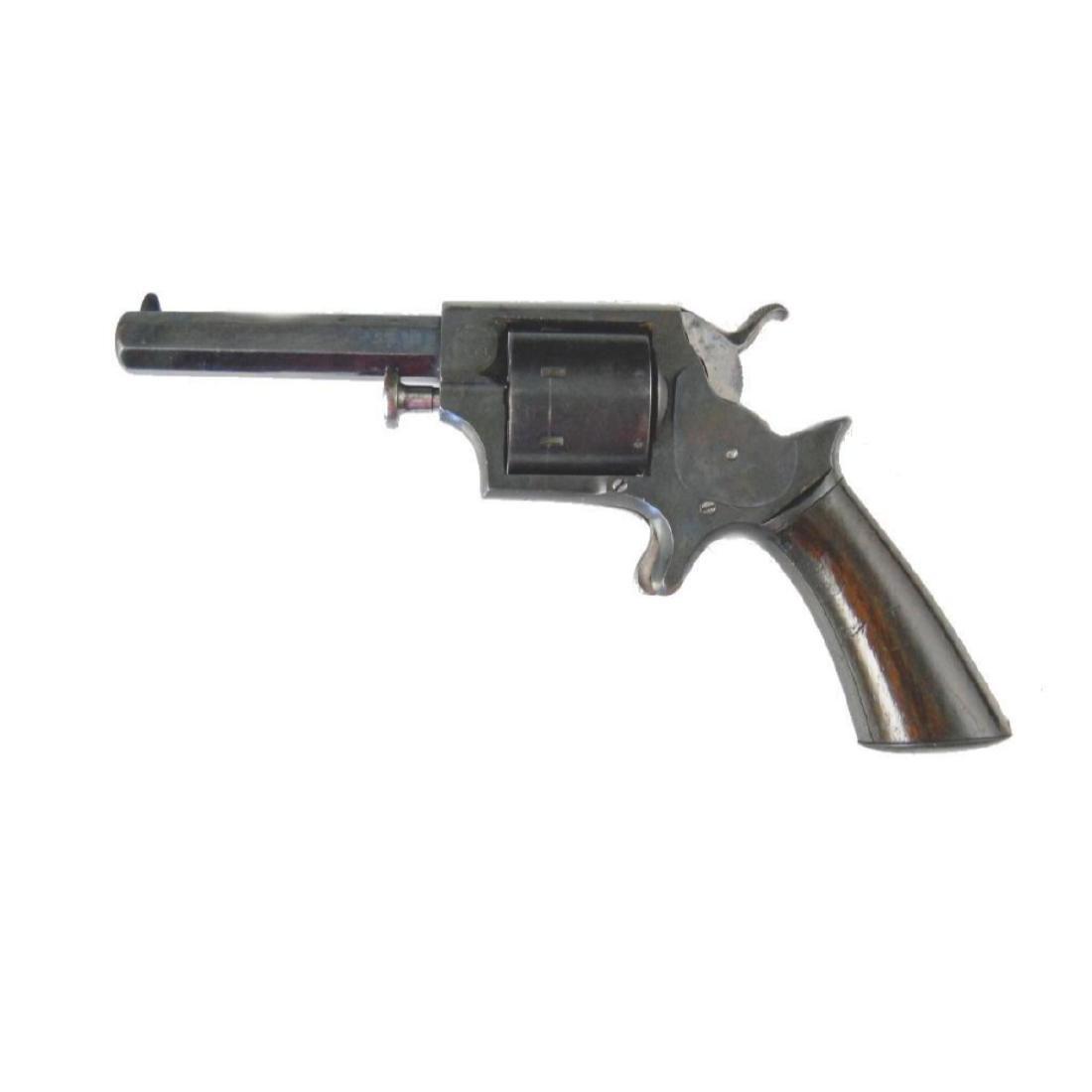 1863 Model Tranter's Patent Revolver - 3