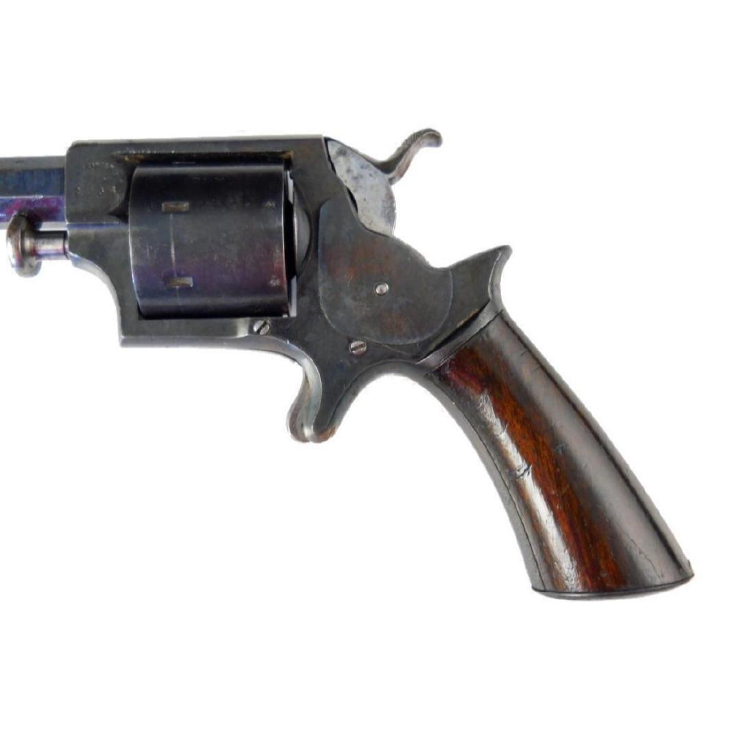 1863 Model Tranter's Patent Revolver - 4