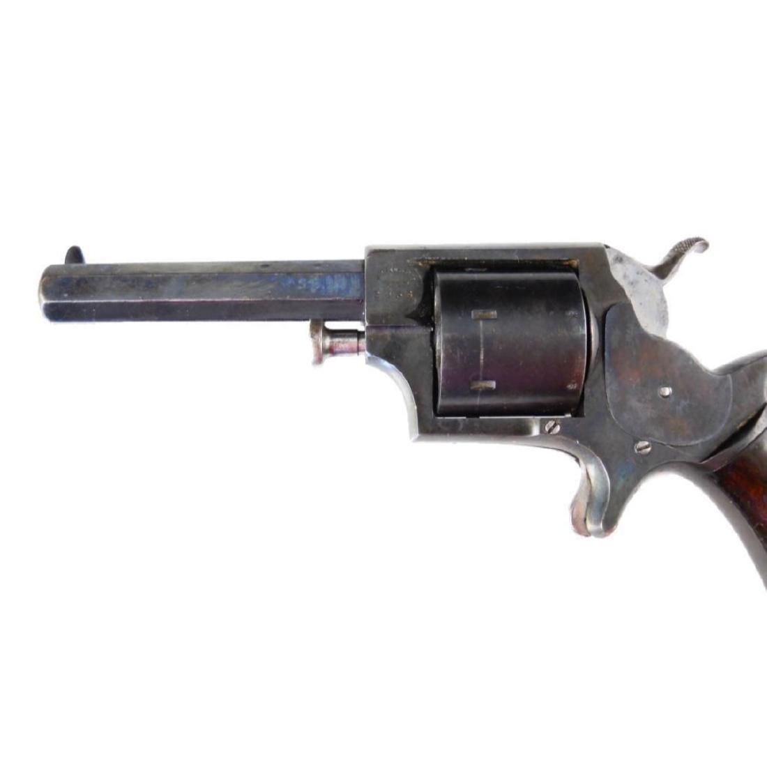1863 Model Tranter's Patent Revolver - 5