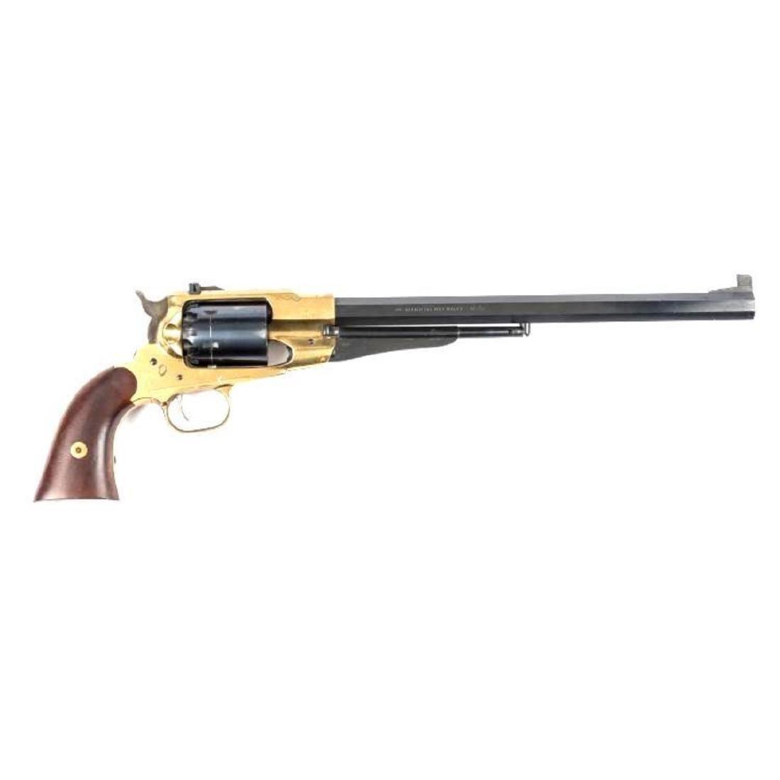 F. LLI Pietta Black Powder Revolver - .44 Cal