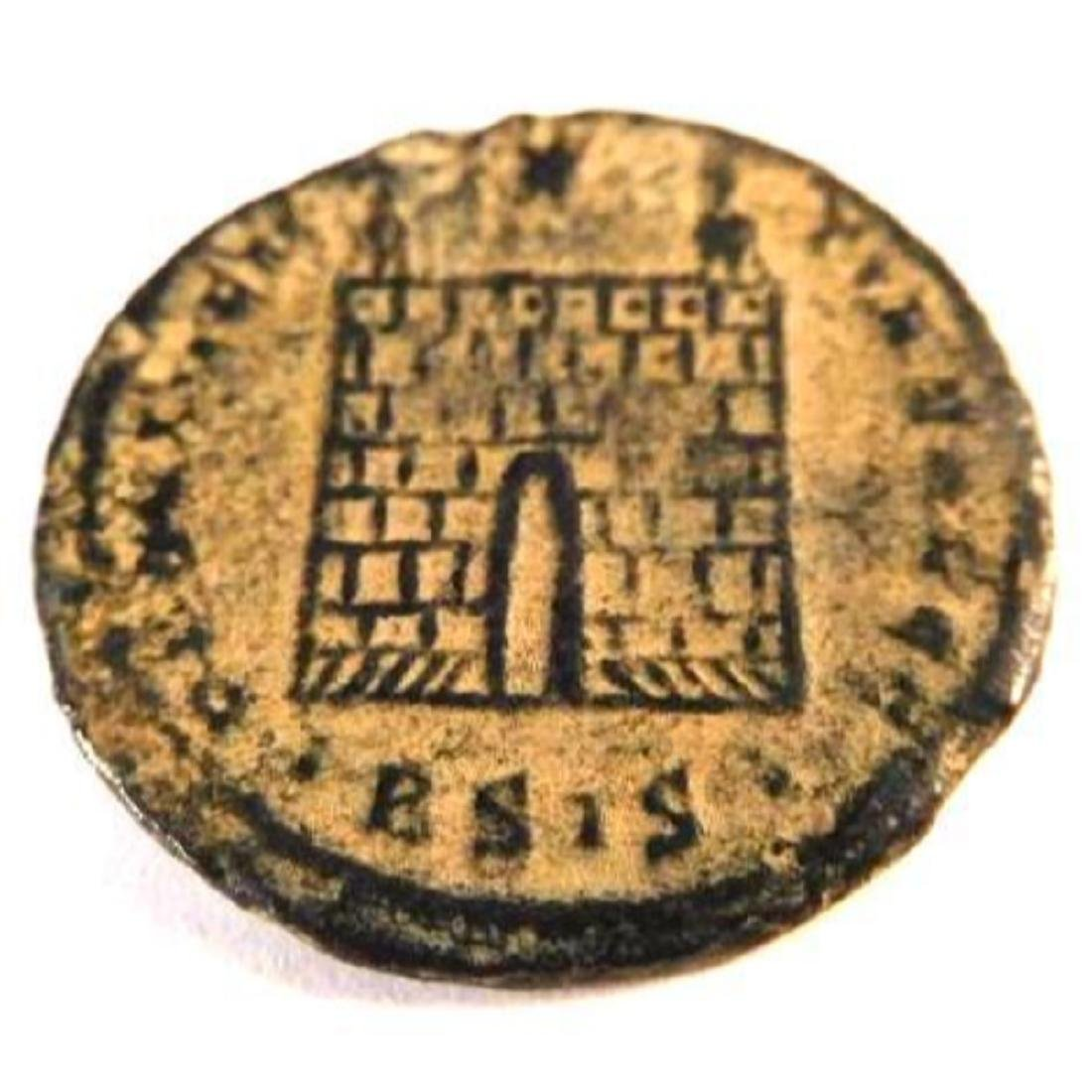 Bronze coin of Constantine I (307-337 A.D.) - 2