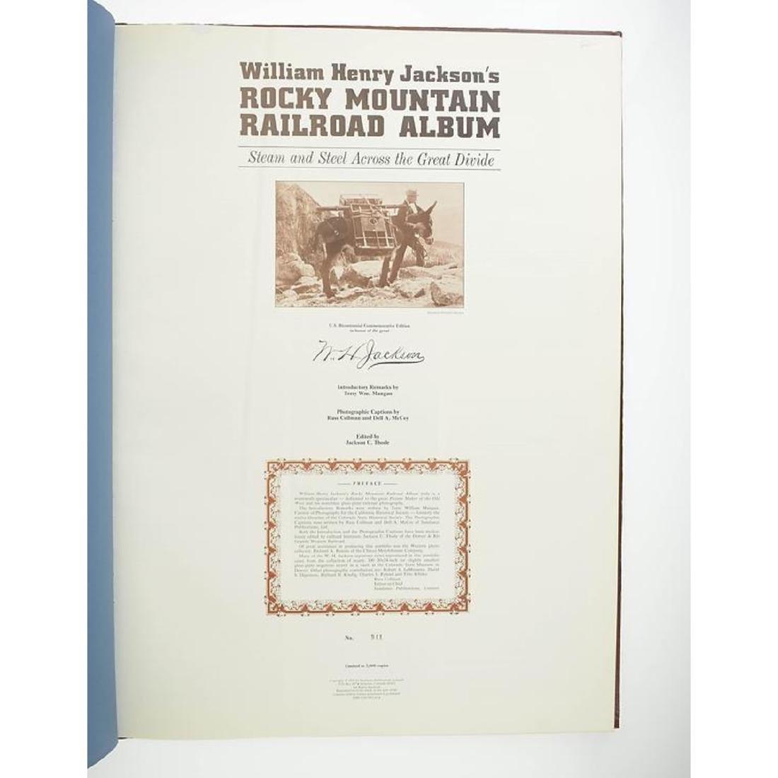 William Henry Jackson William Henry Jackson's Rocky - 4